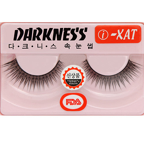 Darkness False Eyelashes XAT