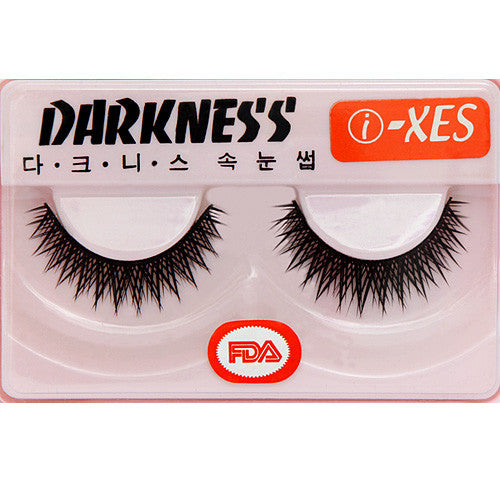 Darkness False Eyelashes XES
