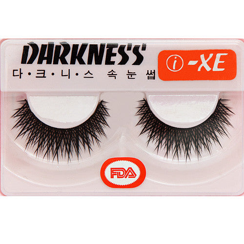 Darkness False Eyelashes XE