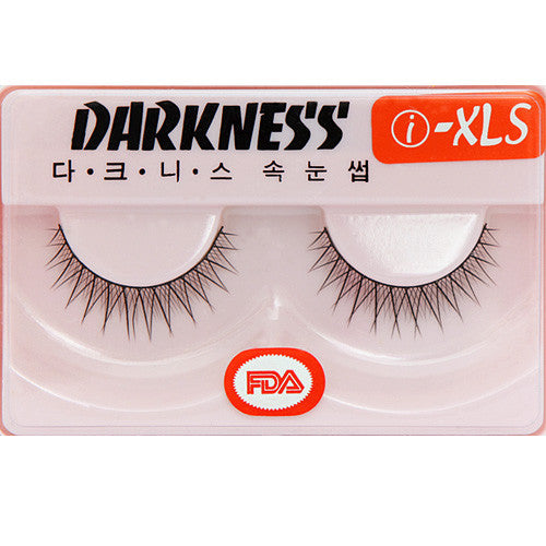 Darkness False Eyelashes XLS