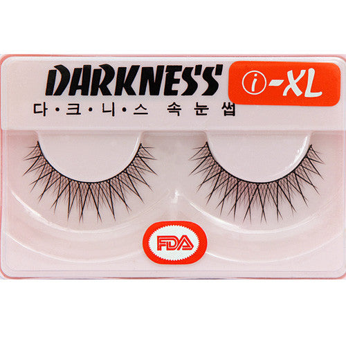 Darkness False Eyelashes XL
