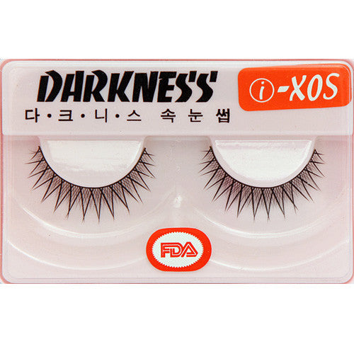 Darkness False Eyelashes XOS
