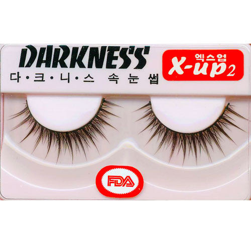 Darkness False Eyelashes XUP2
