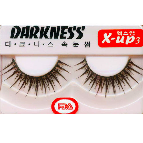 Darkness False Eyelashes XUP3