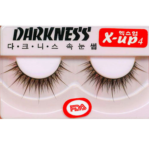 Darkness False Eyelashes XUP4