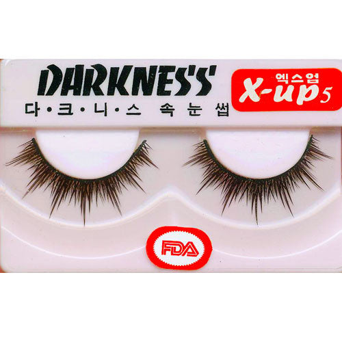 Darkness False Eyelashes XUP5