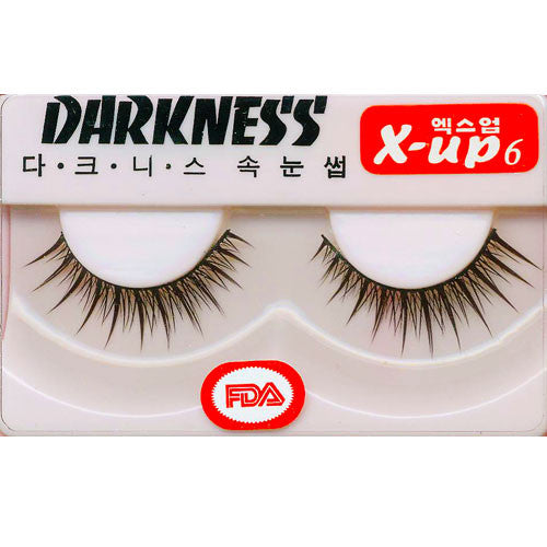 Darkness False Eyelashes XUP6