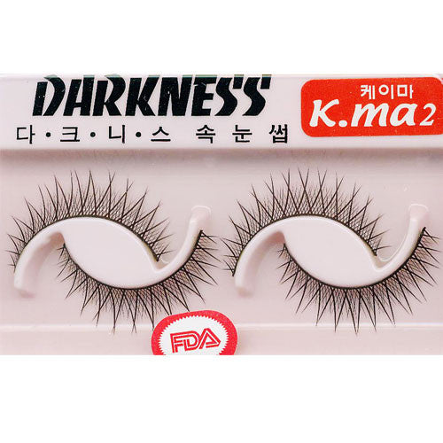 Darkness False Eyelashes Kma2