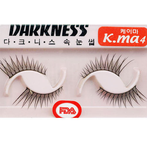 Darkness False Eyelashes Kma4