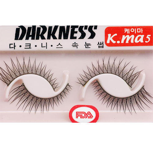 Darkness False Eyelashes Kma5