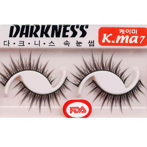Darkness False Eyelashes Kma7