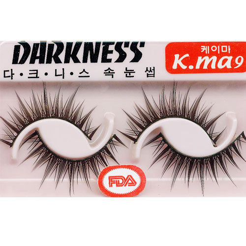 Darkness False Eyelashes Kma9
