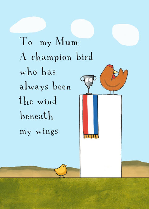 A Champion Bird [GIFT CARD]