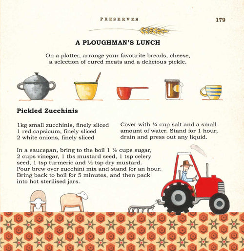 A Ploughman's Lunch [SQUARE CARD]