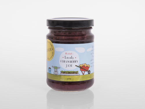 Rabbit's Lovely Strawberry Jam