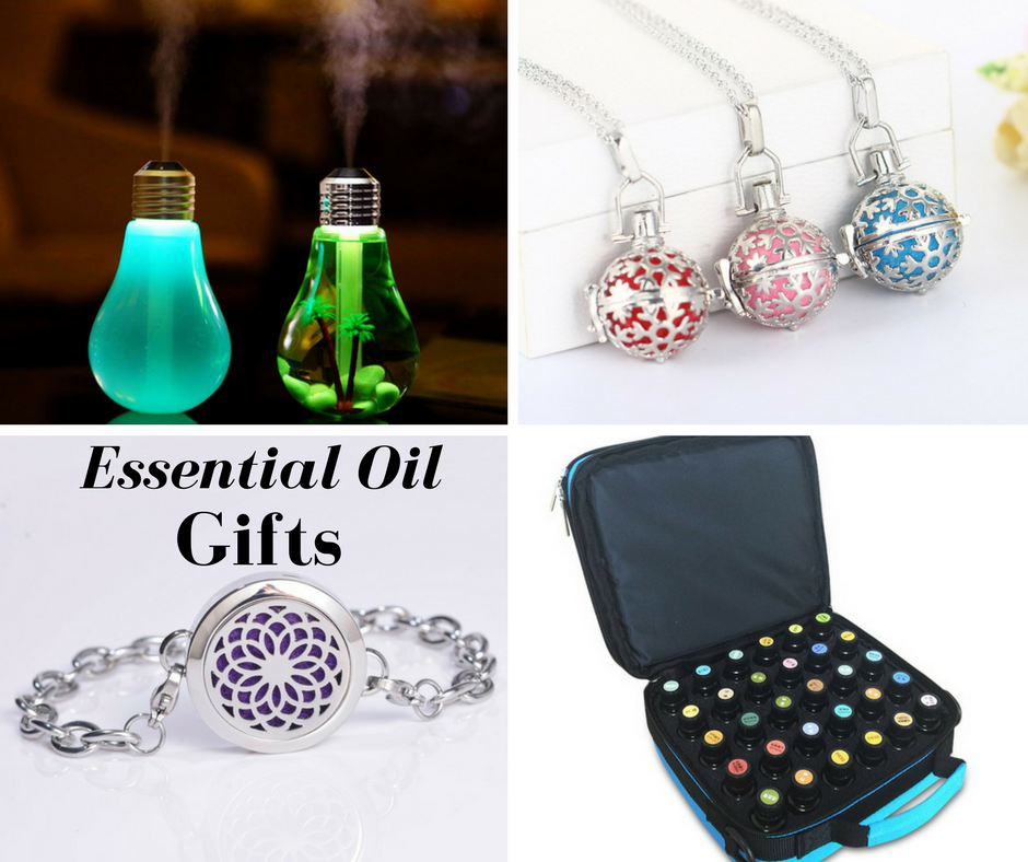 Top Ten Essential Oil Accessory Mother's Day Gifts