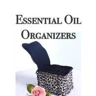 Essential Oil Organizers