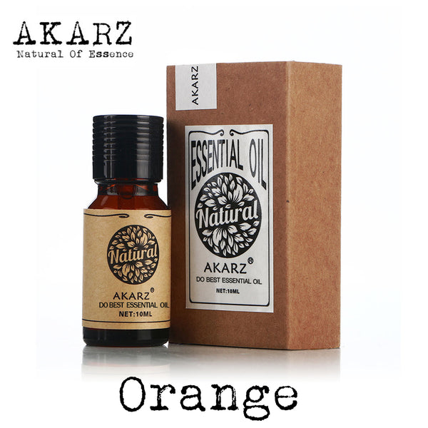 100% Pure Natural Aromatherapy Orange Oil - Essential Oil Accessories
