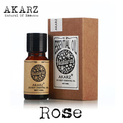 100% Pure Natural Aromatherapy Rose Essential oil - Essential Oil Accessories
