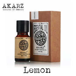 Pure Natural Lemon Essential Oil - Essential Oil Accessories