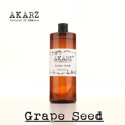 AKARZ pure grape seed oil - Essential Oil Accessories