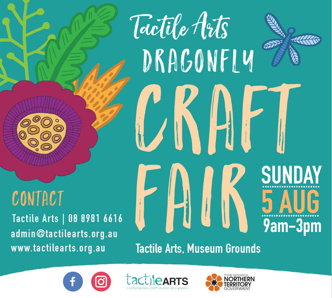 2018 Dragonfly Craft Fair