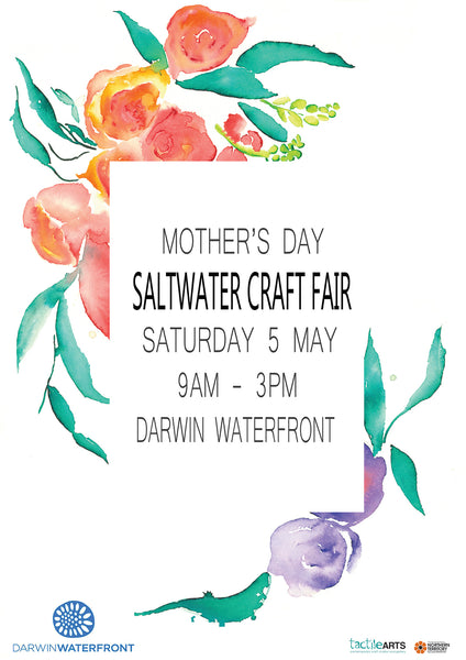 2018 Mother's Day Saltwater Craft Fair