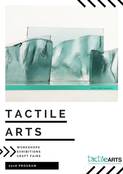 The 2018 Tactile Arts Program