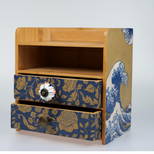 Load image into Gallery viewer, Made By Mariye Decoupaged Drawers