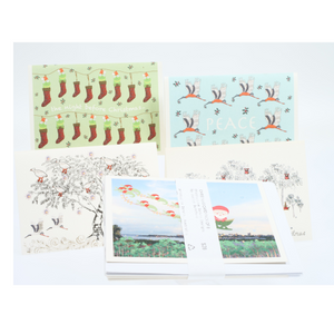 Judith Durnford Set of 10 Christmas Card pack