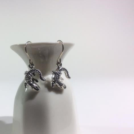 Frances Ricketts Crocodile Earrings