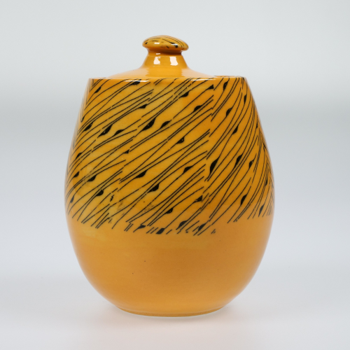 Cecily Willis Lidded Bowl