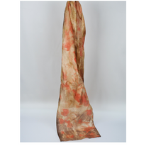 Load image into Gallery viewer, Doreen Dyer Small Silk Scarf