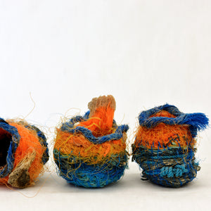 Making Shift Masterclass - Recycled Basketry and Woven Sculpture - October