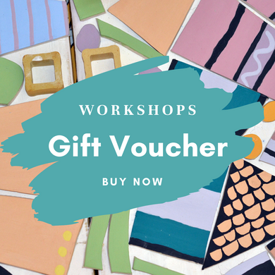 Workshops Gift Voucher