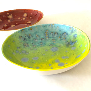 Dawn Beasley Large Porcelain Bowl