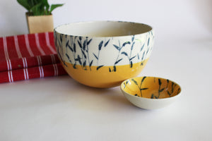 Cecily Willis Yellow Bowl