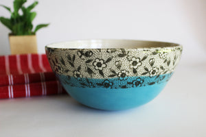 Cecily Willis Blue Bowl