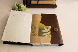 Veronica Hodges A5 Leather Journal