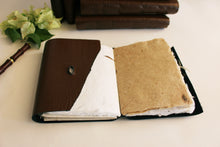 Load image into Gallery viewer, Veronica Hodges A6 Leather Journal