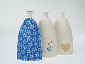 Dawn Beasley Porcelain Bottle