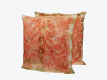 Load image into Gallery viewer, Glynis Lee Eco Dyed Silk Cushions