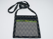 Load image into Gallery viewer, MPH Blueleaves Sashiko Sling Bag