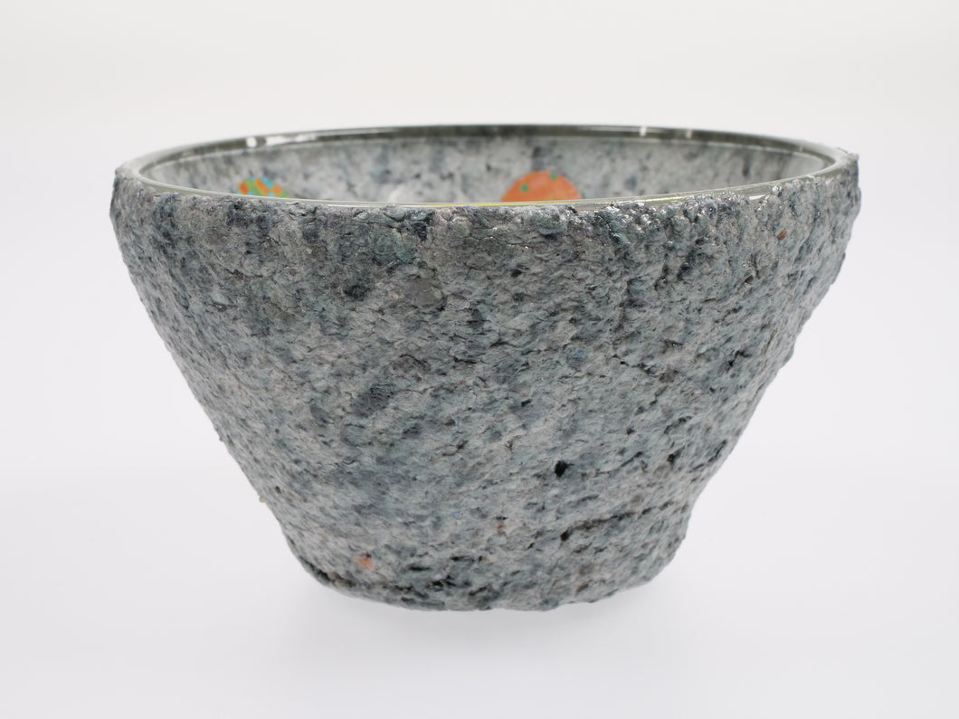 Kathy Carter Recycled Paper Covered Bowl