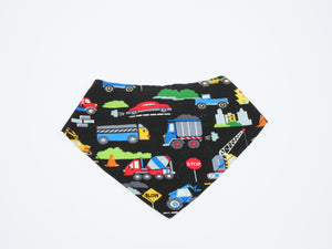 Xan and Gran Neckerchief Bib