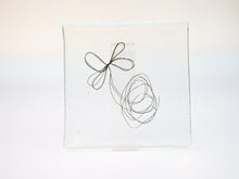 Load image into Gallery viewer, Meng Hoeschle Glass Dish with Copperwire