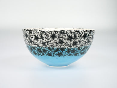 Cecily Willis Flower Print Bowl