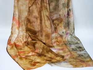 Doreen Dyer Large Silk Scarf