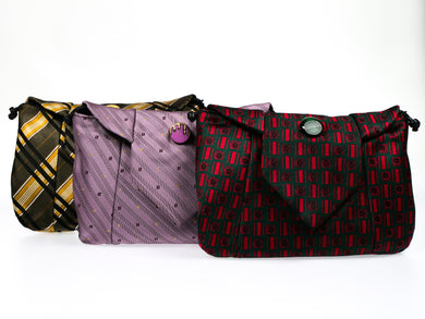Doreen Dyer Tie Bag