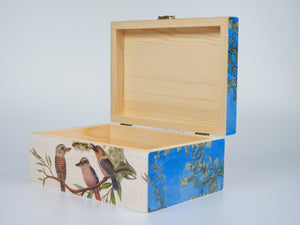 Made By Mariye Decoupaged Drawers